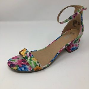 NEW Brash Naomi Block Heel Sandals Size 11 NWT